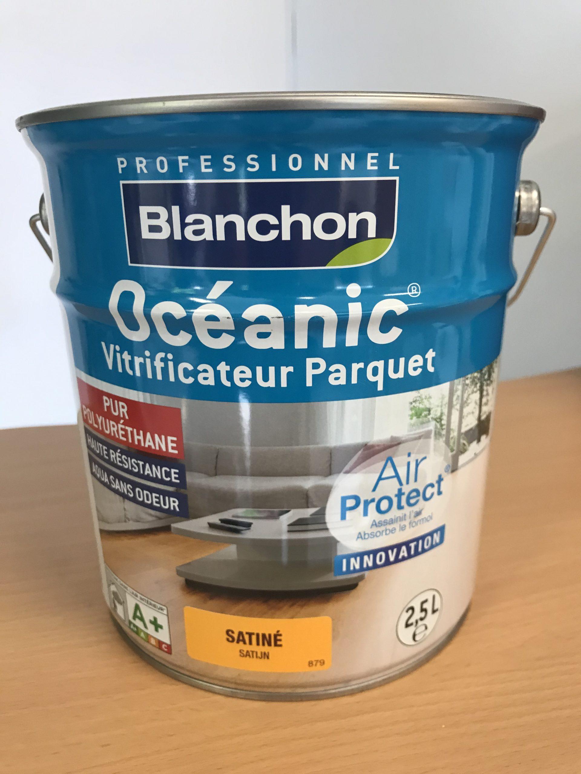 Océanic Vitrificateur parquets Blanchon