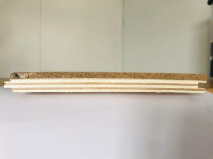Profil contrecollé 15mm