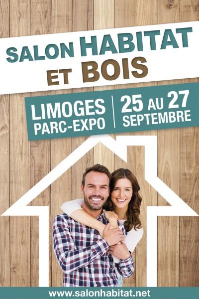 Salon habitat et bois septembre 2020 Limoges